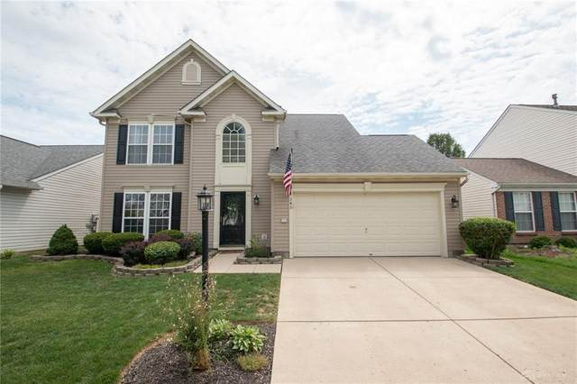 345 W Pugh Drive, Springboro, OH 45066 (#823391) :: Century 21 Thacker & Associates, Inc.