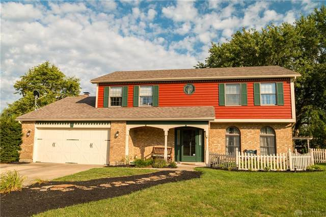 639 Birchcreek Way, Springboro, OH 45066 (MLS #823409) :: Denise Swick and Company