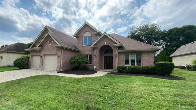 5665 Stone Lake Drive, Centerville, OH 45429 (MLS #823413) :: The Gene Group