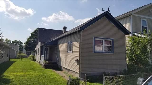 613 Steele Avenue, Dayton, OH 45410 (#823443) :: Century 21 Thacker & Associates, Inc.