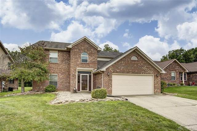 6604 Rolling Glen Drive, Huber Heights, OH 45424 (MLS #823444) :: The Gene Group