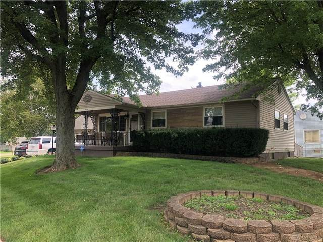 5400 Woodbine Avenue, Dayton, OH 45432 (MLS #823607) :: Denise Swick and Company