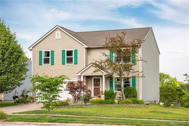 5700 Autumn Drive, Middletown, OH 45042 (MLS #823612) :: Denise Swick and Company