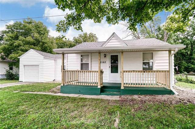 2162 National Road, Fairborn, OH 45324 (MLS #823613) :: Denise Swick and Company