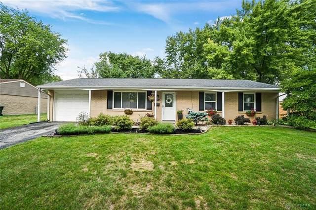 7651 Washington Park Drive, Dayton, OH 45459 (MLS #823626) :: The Westheimer Group