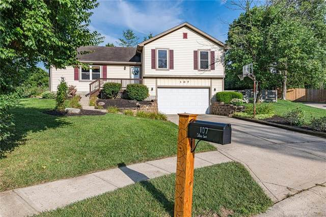 107 Collins Court, Moraine, OH 45439 (MLS #823634) :: Denise Swick and Company