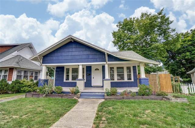 261 Ridge Road, Springfield, OH 45503 (MLS #823645) :: The Westheimer Group