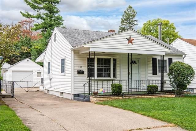 345 Shroyer Road, Dayton, OH 45419 (MLS #823650) :: Denise Swick and Company