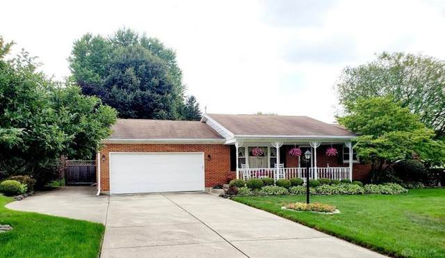 618 Suncrest Drive, Springfield Township, OH 45503 (MLS #823655) :: The Westheimer Group
