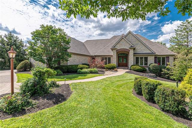 211 Kingsley Park Drive, Washington TWP, OH 45429 (MLS #823680) :: The Gene Group