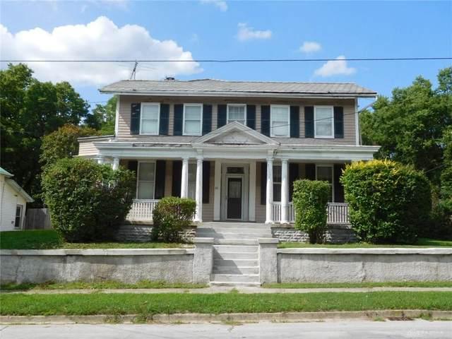 55 W Salem Street, Clayton, OH 45315 (MLS #823738) :: The Gene Group