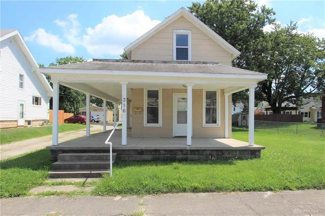 316 Clay Street, Bradford, OH 45308 (MLS #823771) :: The Westheimer Group
