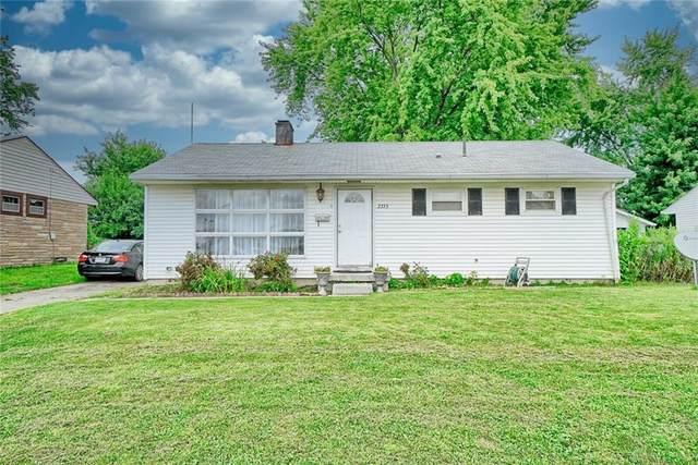 2333 E Dorothy Lane, Kettering, OH 45420 (MLS #823843) :: The Gene Group