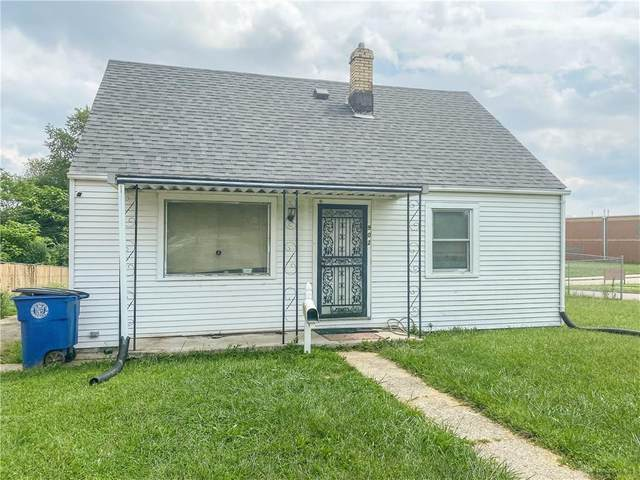 902 Cleverly Road, Dayton, OH 45417 (MLS #823856) :: Denise Swick and Company