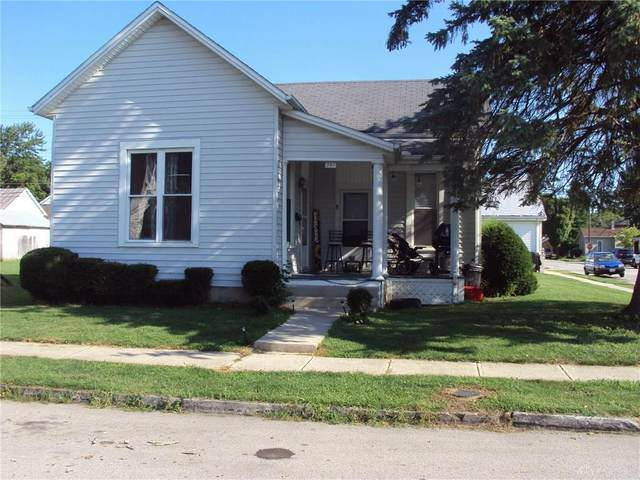 301 W 2nd Street, Arcanum, OH 45304 (MLS #823878) :: Denise Swick and Company