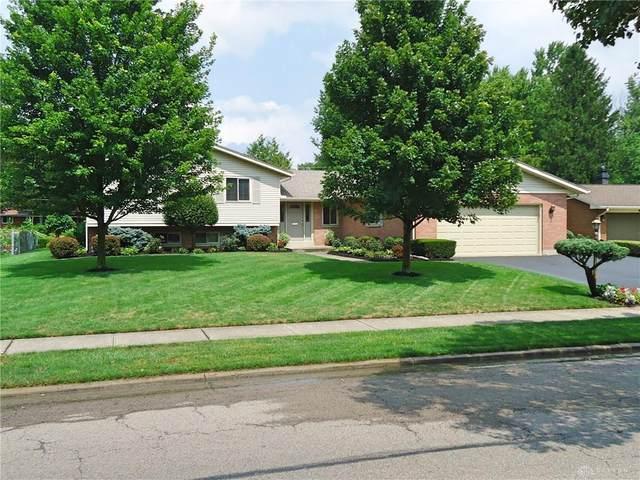 2263 E Whipp Road, Kettering, OH 45440 (MLS #823888) :: The Westheimer Group
