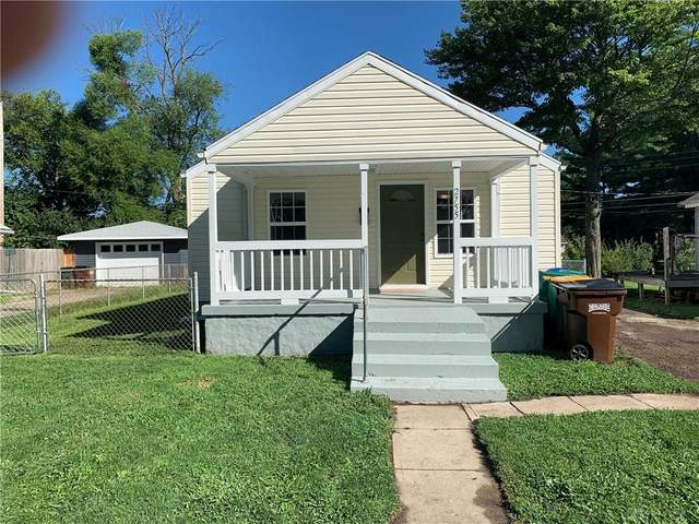 2755 South Boulevard, Kettering, OH 45419 (MLS #823894) :: The Westheimer Group