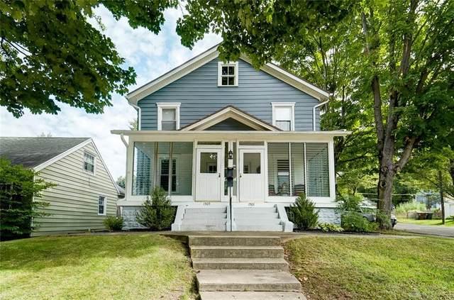 1501-1505 Springhill Avenue, Kettering, OH 45409 (#823970) :: Century 21 Thacker & Associates, Inc.