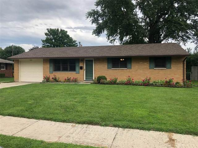 1026 Romanus Drive, Vandalia, OH 45377 (MLS #824073) :: The Westheimer Group