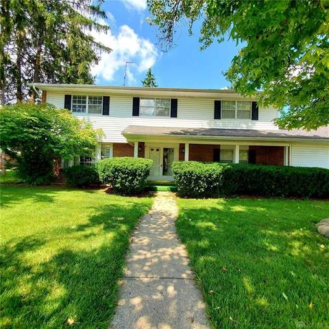 5807 Lynnaway Drive, Dayton, OH 45415 (MLS #824088) :: The Gene Group