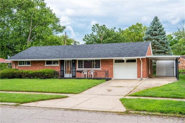 3814 Cordell Drive, Kettering, OH 45439 (MLS #824122) :: The Westheimer Group