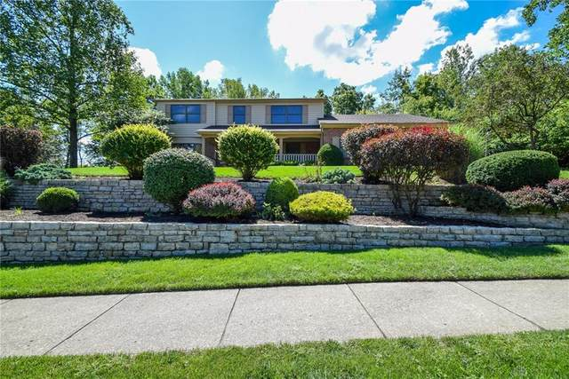 360 E Stonequarry Road, Vandalia, OH 45377 (MLS #824126) :: The Westheimer Group
