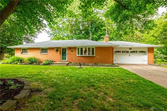 1093 Rosendale Drive, Beavercreek, OH 45430 (#824163) :: Century 21 Thacker & Associates, Inc.