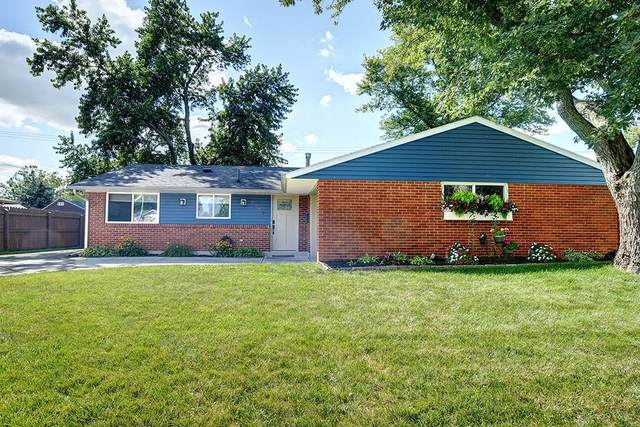 7465 Harshmanville Road, Huber Heights, OH 45424 (MLS #824164) :: The Westheimer Group