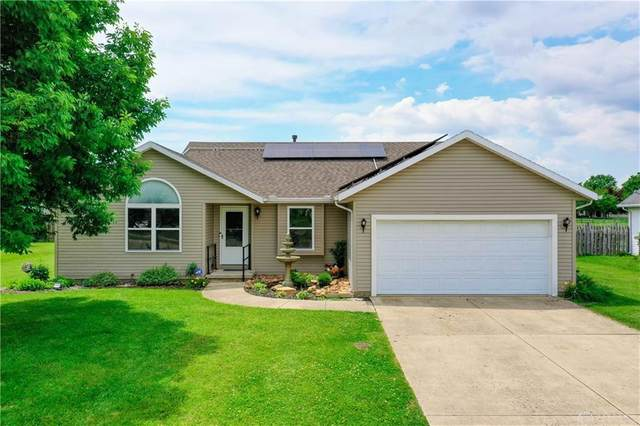 767 Oakdale Drive, Jamestown Vlg, OH 45335 (MLS #824167) :: The Westheimer Group