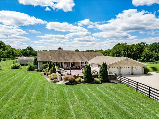 3301 Lincoln Road, Waynesville, OH 45068 (MLS #824171) :: Denise Swick and Company