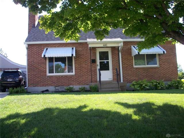 441 W Early Drive, Miamisburg, OH 45342 (MLS #824227) :: The Gene Group