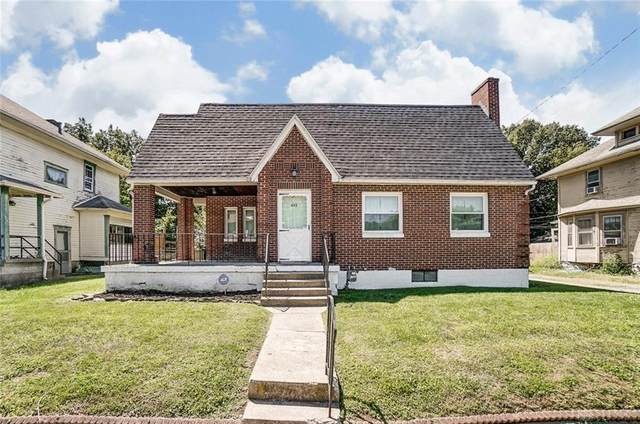 425 E Cecil Street, Springfield, OH 45503 (MLS #824306) :: The Gene Group