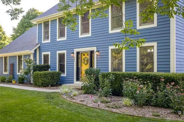 406 N Alpha Bellbrook Road, Beavercreek, OH 45434 (#824339) :: Century 21 Thacker & Associates, Inc.
