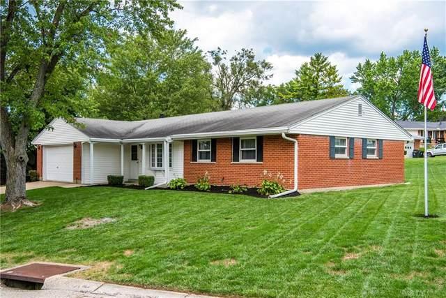 2701 Flowerstone Drive, West Carrollton, OH 45449 (#824385) :: Century 21 Thacker & Associates, Inc.