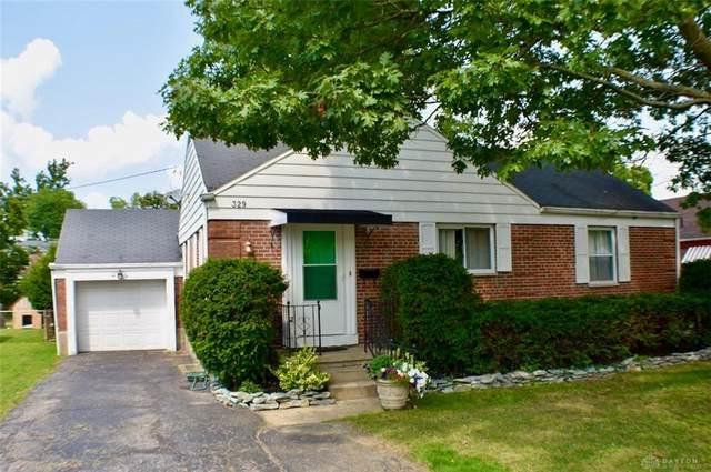 329 E Dorothy Lane, Kettering, OH 45419 (#824449) :: Century 21 Thacker & Associates, Inc.