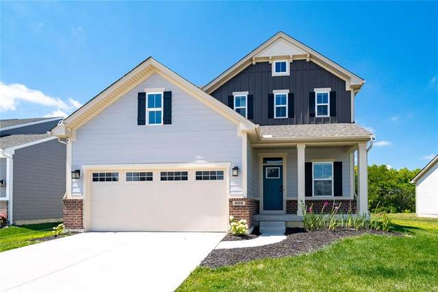 929 Cedar Grove Drive, Tipp City, OH 45371 (#824519) :: Century 21 Thacker & Associates, Inc.