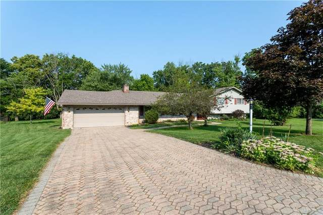 91 Park Villa Court, Centerville, OH 45459 (MLS #824536) :: Denise Swick and Company