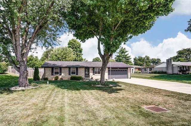 3458 Sunnyside Drive, Beavercreek, OH 45430 (#824576) :: Century 21 Thacker & Associates, Inc.