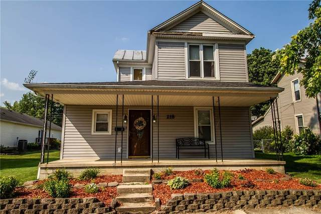 218 13th Street, Greenville, OH 45331 (MLS #824662) :: The Westheimer Group