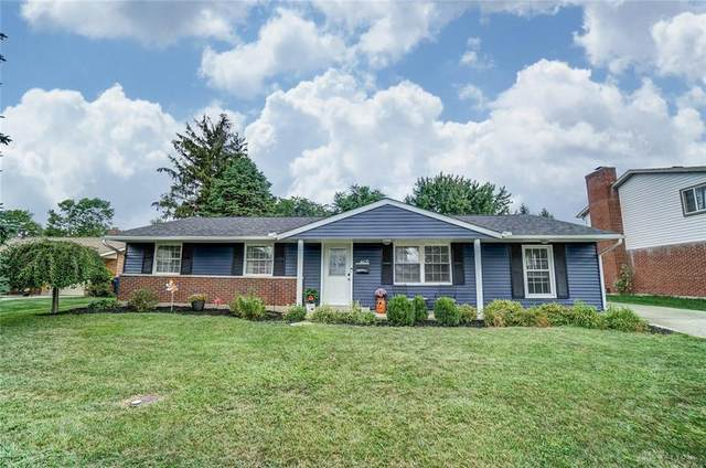4631 Nowak Avenue, Huber Heights, OH 45424 (MLS #824683) :: The Westheimer Group