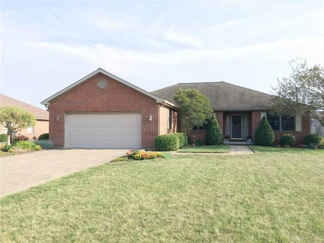 20 Edgewood Drive, Arcanum, OH 45304 (MLS #824697) :: Denise Swick and Company