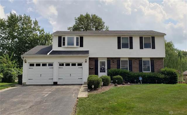 804 Mcgraw Court, Englewood, OH 45322 (MLS #824724) :: The Westheimer Group