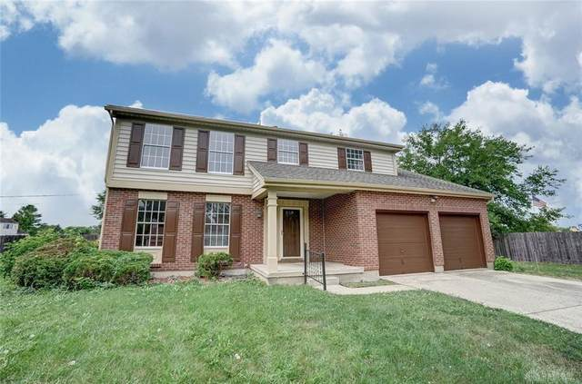 4831 Old Hickory Place, Trotwood, OH 45426 (MLS #824773) :: The Westheimer Group