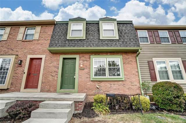2721 N Kings Arms Circle, Centerville, OH 45440 (MLS #824840) :: The Gene Group