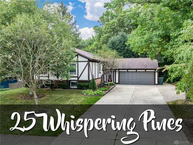 25 Whispering Pines, Springboro, OH 45066 (MLS #824848) :: The Westheimer Group