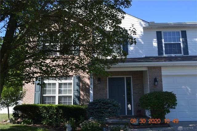 318 Sagebrush Drive, Clayton, OH 45315 (#824892) :: Century 21 Thacker & Associates, Inc.