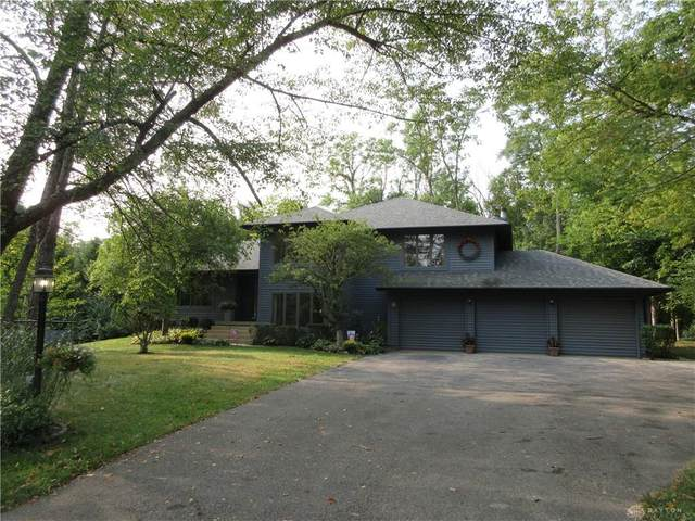 25 Vanessa Drive, West Alexandria, OH 45381 (MLS #824902) :: The Westheimer Group
