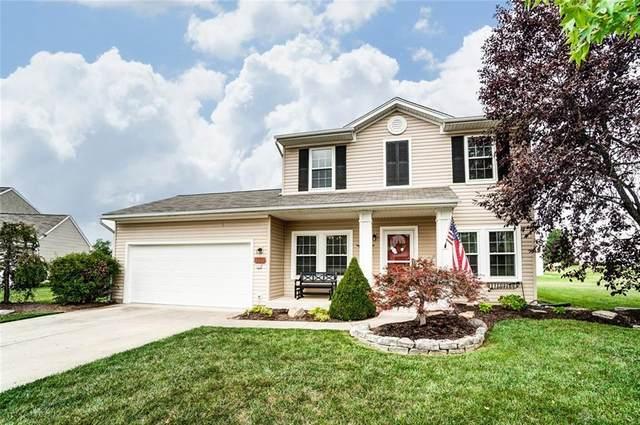 145 Salem Drive, Springboro, OH 45066 (#824960) :: Century 21 Thacker & Associates, Inc.