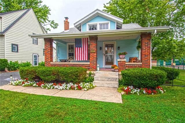 339 Wonderly Avenue, Oakwood, OH 45419 (MLS #824973) :: The Westheimer Group