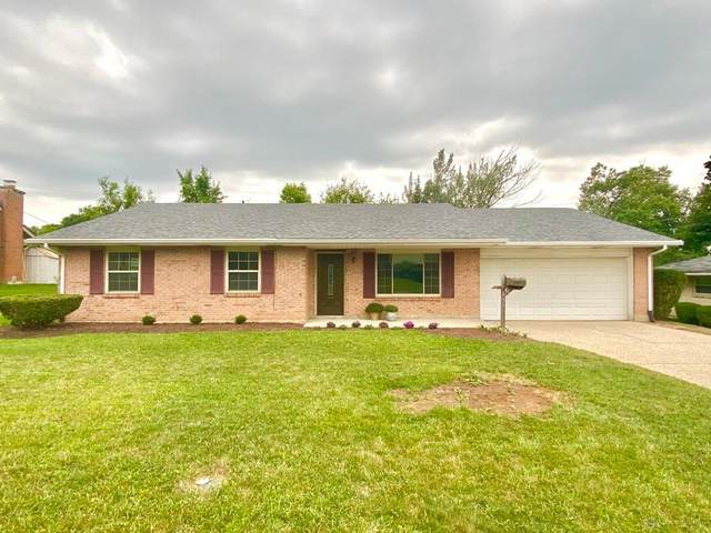6239 Seven Pines Drive, Miami Township, OH 45449 (MLS #824980) :: The Westheimer Group